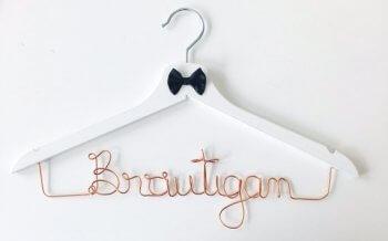 Kleiderbügel Hochzeit