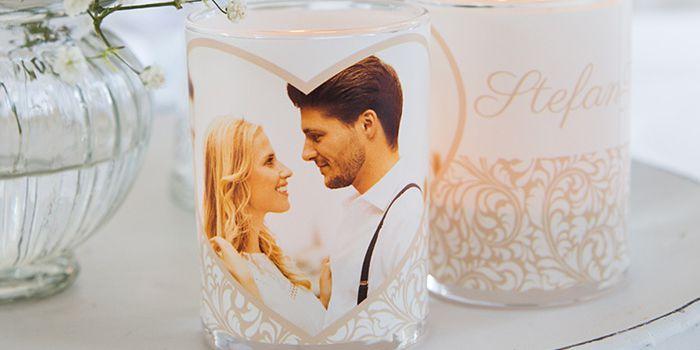 Windlicht Hochzeit