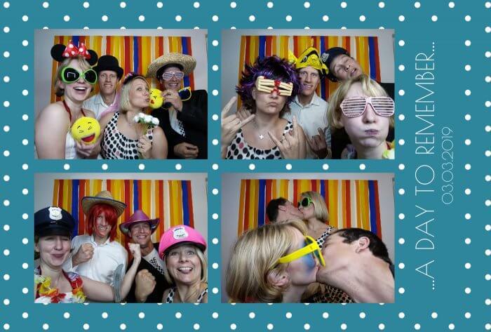 Photo Booth Hochzeit mieten