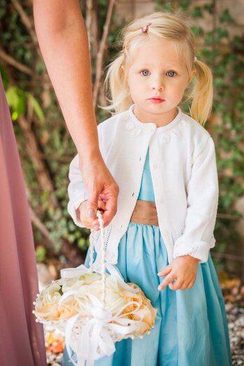 Blumenmädchen Kleider Hochzeit