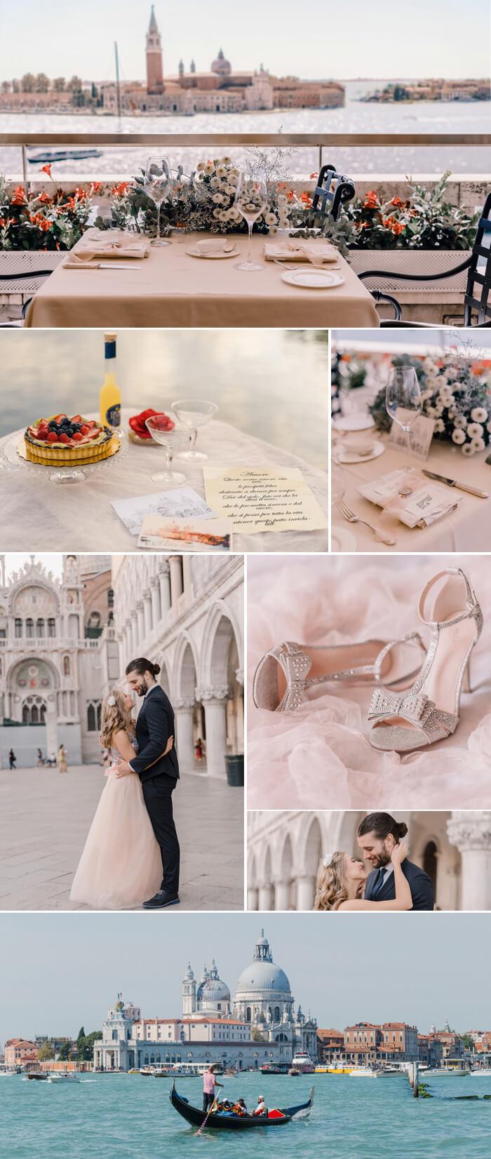 Hochzeit in Venedig