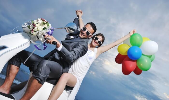 Zu Zweit heiraten