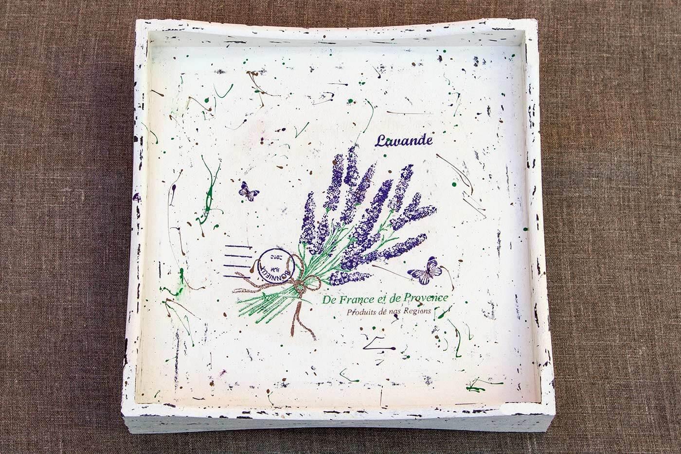 Lavendel Deko Ideen