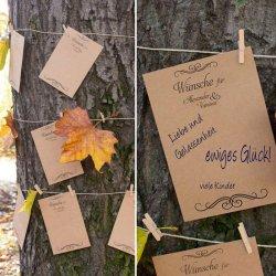 Gästebuch Hochzeit Ideen
