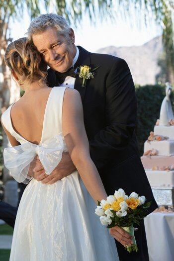 Braut Vater Tanz