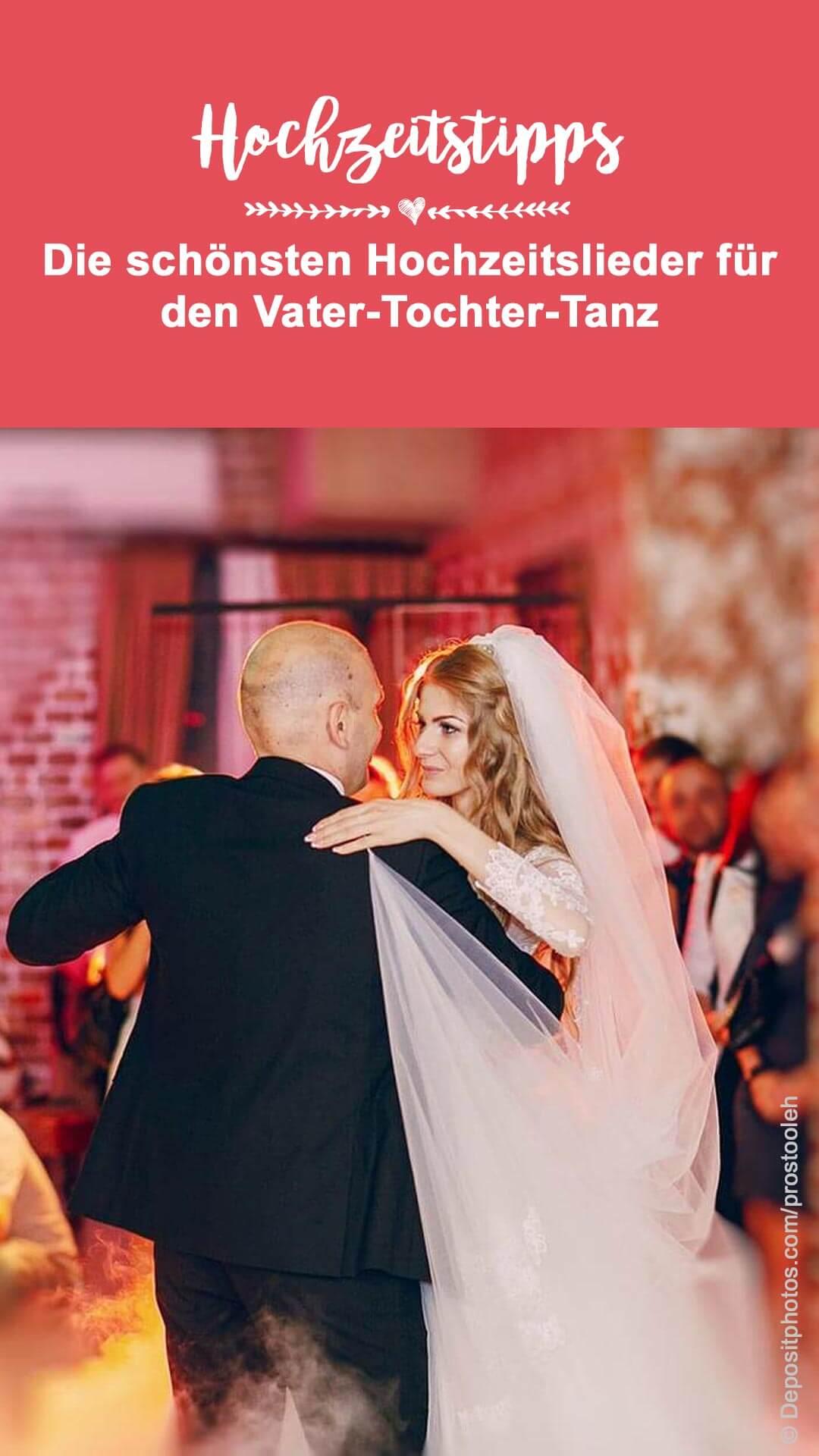 Vater Tochter Tanz Hochzeit