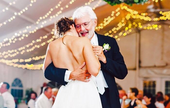 Vater-Tochter-Tanz Lieder