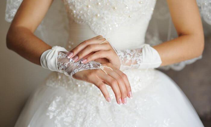 Gesunde Nägel für die Hochzeit
