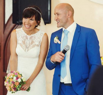 Dankesrede Hochzeit