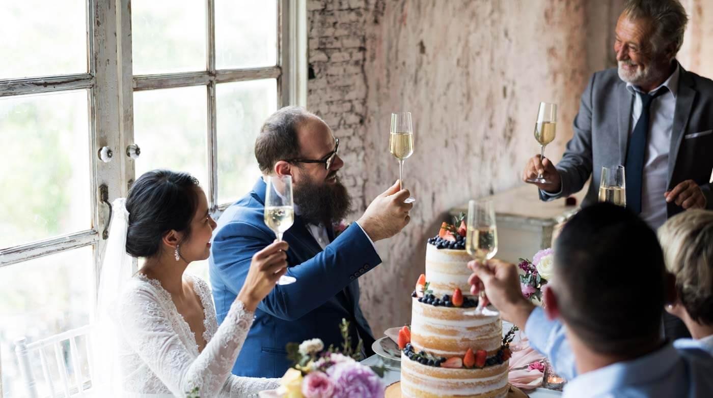 Hochzeitsrede Muster