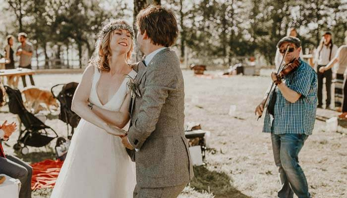 Hochzeitstanz lernen