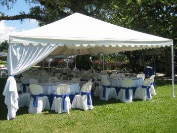 Zelt Hochzeit mieten