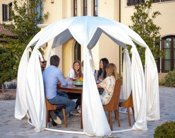 Hochzeit im Freien Location
