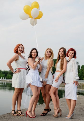White Party JGA
