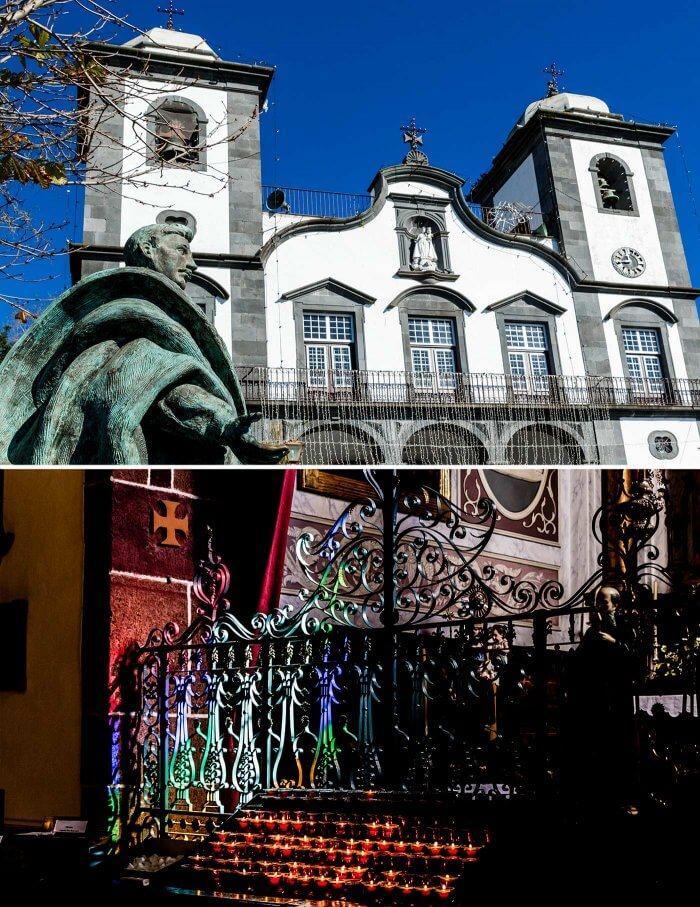 Funchal Kirche Nossa Senhora do Monte