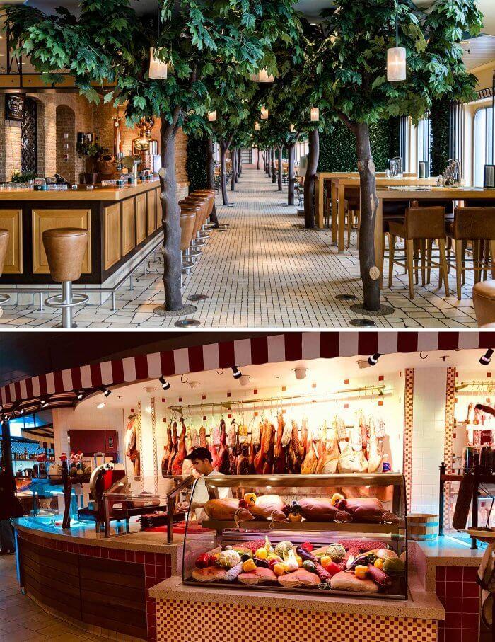 Kreuzfahrt Aidasol Restaurants
