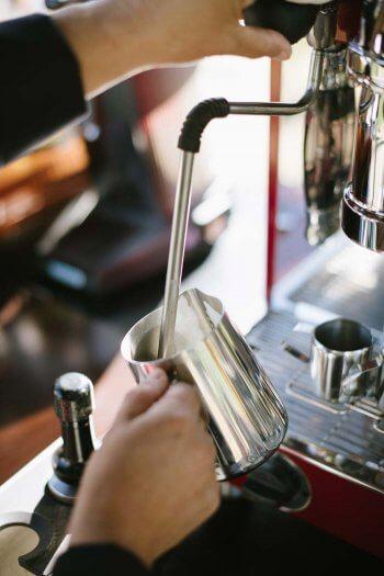 Kaffee Hochzeit