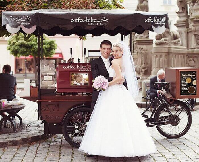 Mobile Kaffeebar