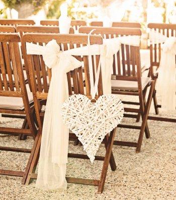 Thema Hochzeit Herzen