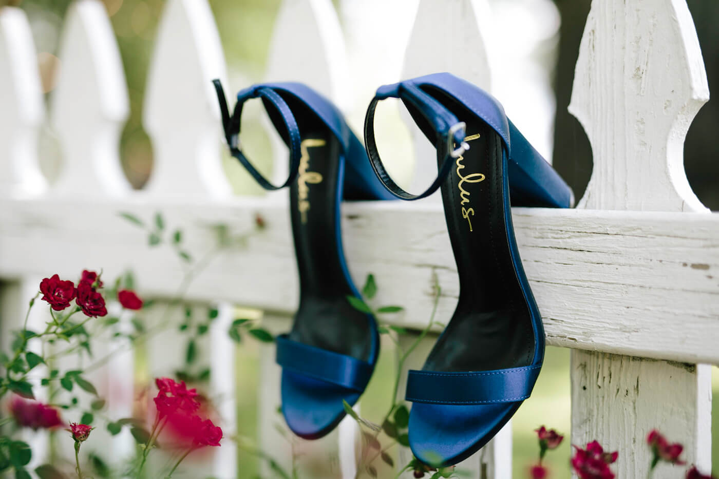 Zur Hochzeit was Blaues