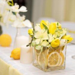 Hochzeit Zitronen