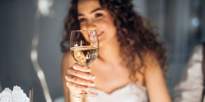 Wein Hochzeit
