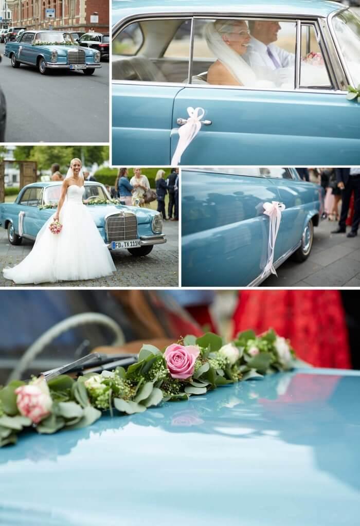 Rosen zur Hochzeit