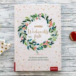 Weihnachtsgeschenk Buch