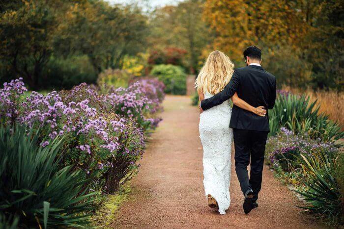 Zeitlicher Ablauf Hochzeit