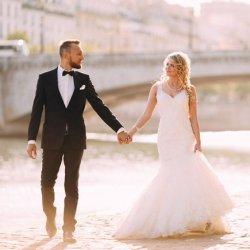 Fotos nach der Hochzeit