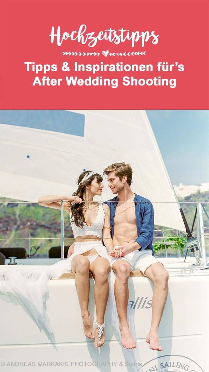 Ideen After Wedding Shooting