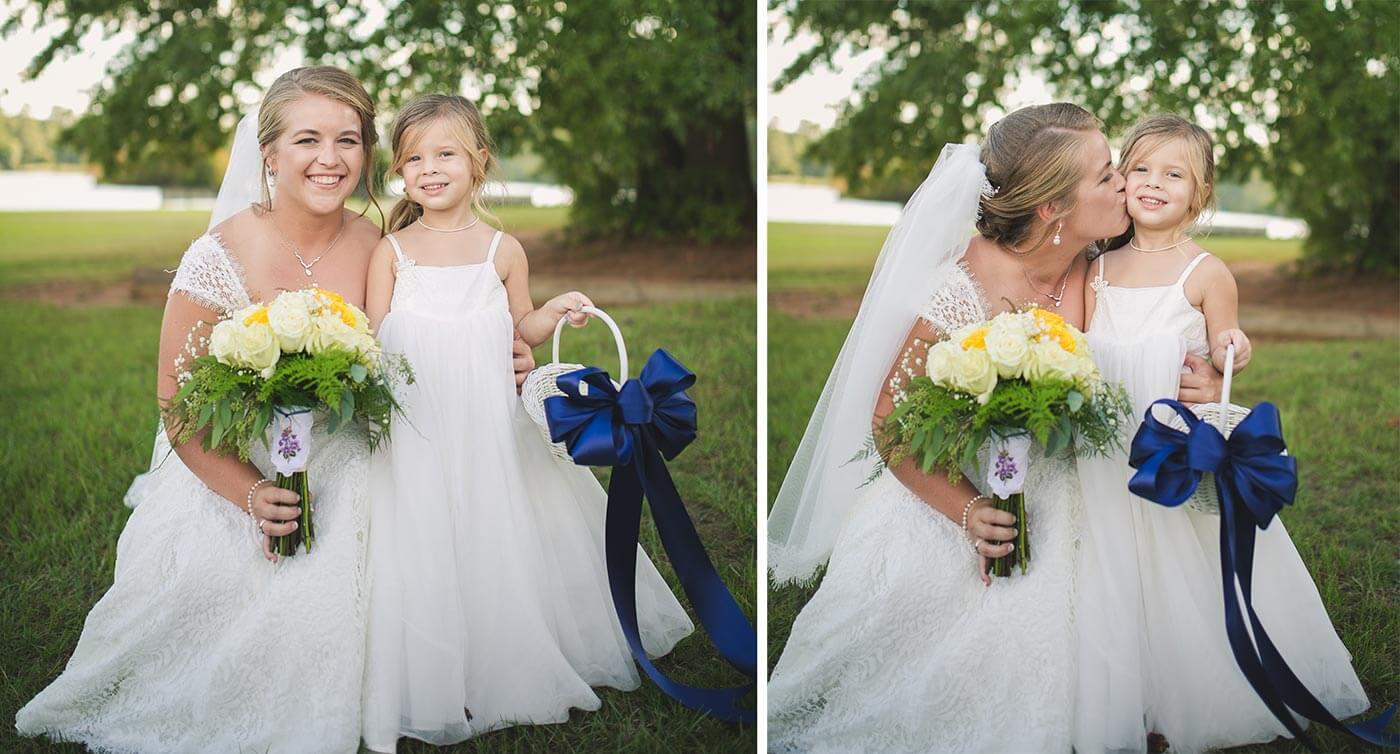 Kleider Blumenkinder Hochzeit