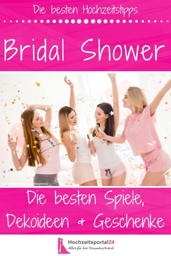 Bridal Shower Ideen