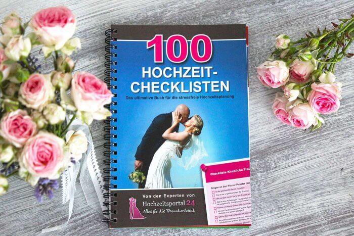 100 Hochzeit Checklisten für die stressfreie Hochzeitsplanung