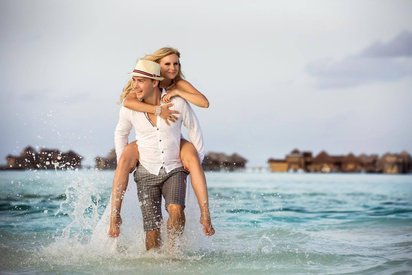 Flitterwochen Malediven