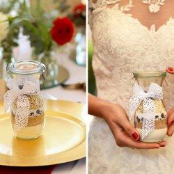Außergewöhnliche Gastgeschenke Hochzeit