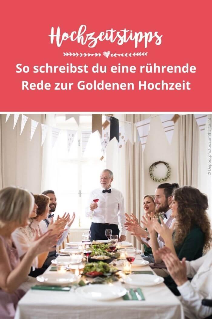 Rede Goldene Hochzeit