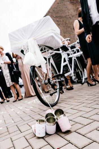 gruene Hochzeit Tandem