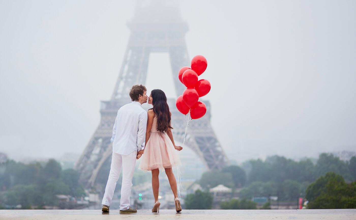 Schöne Orte zum Heiraten im Ausland