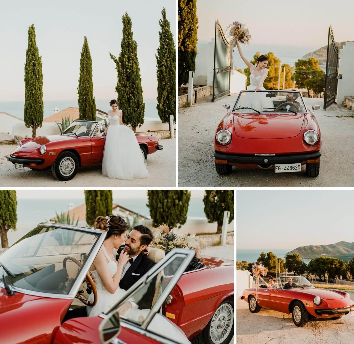 Heiraten in Italien am Meer