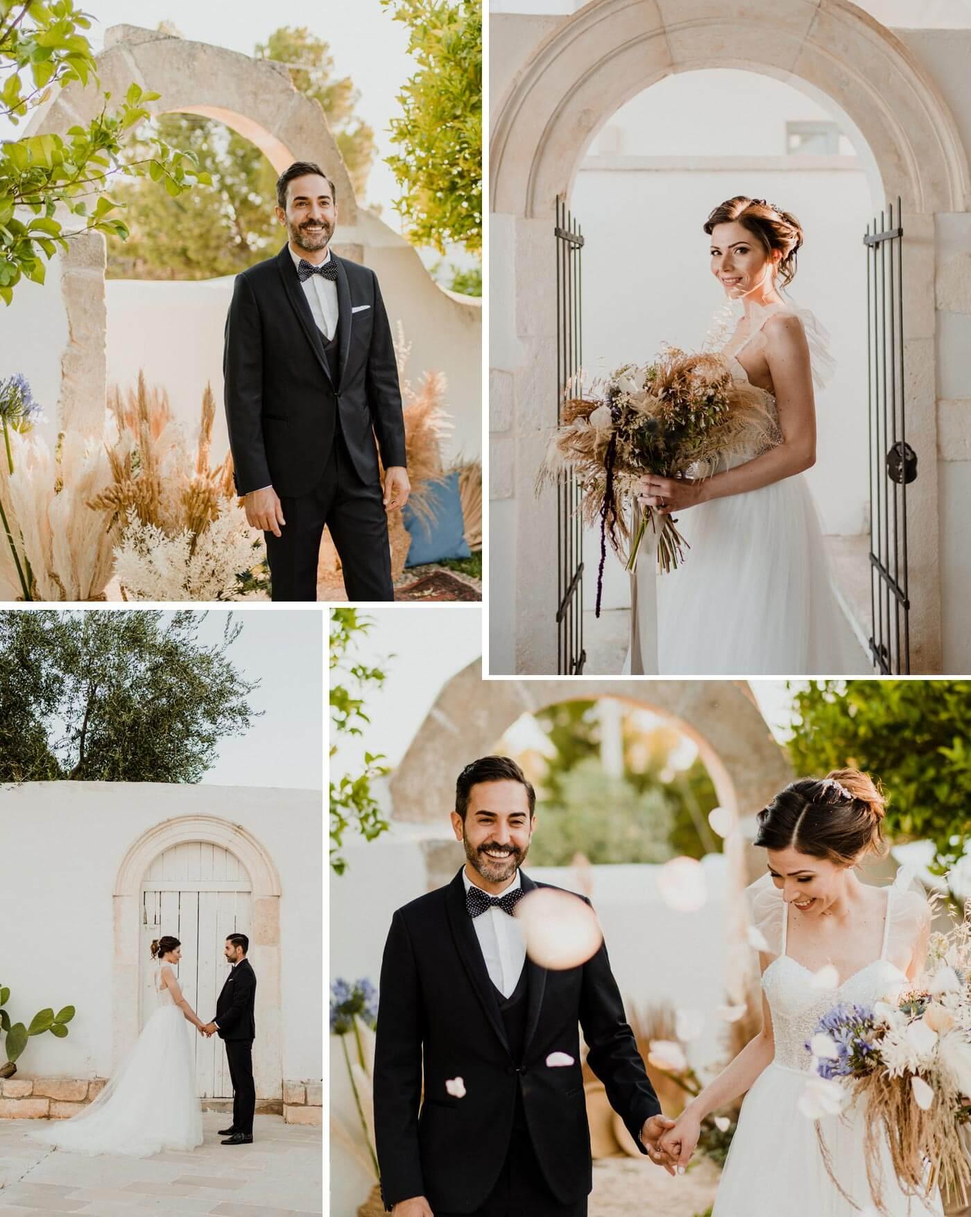 Hochzeit zu zweit Italien