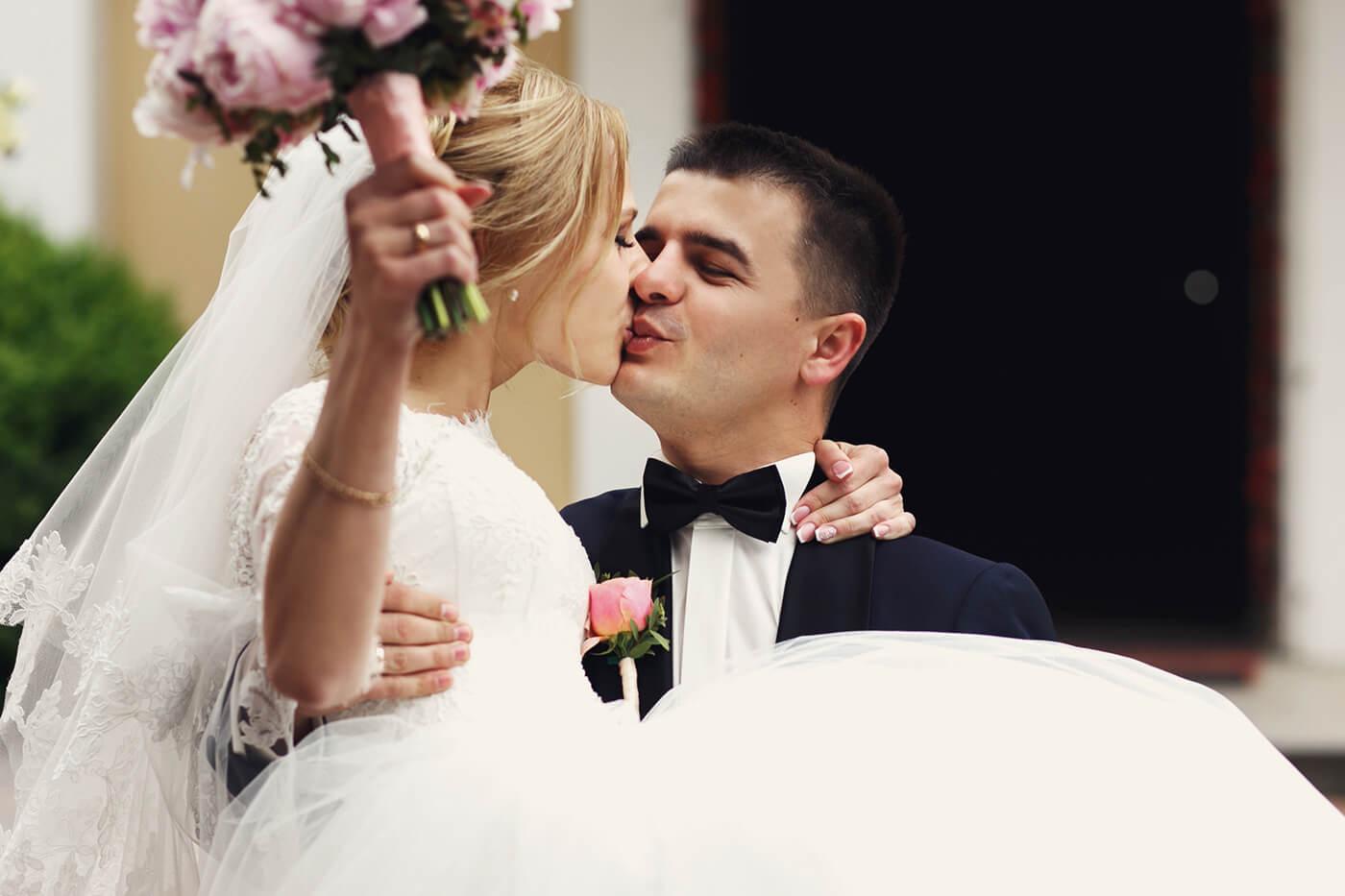 Bräuche Hochzeit Türschwelle nicht berühren