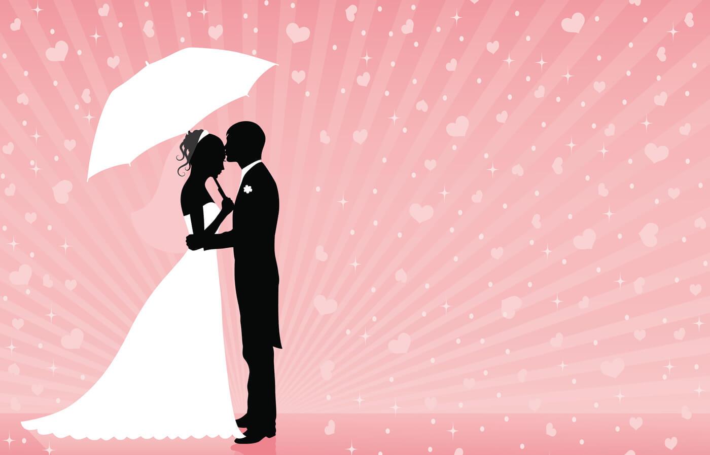 Hochzeitsgeschenk Hochzeitswetterversicherung