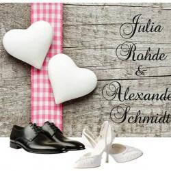 Personalisierte Fußmatten