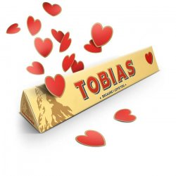 Personalisierte Toblerone