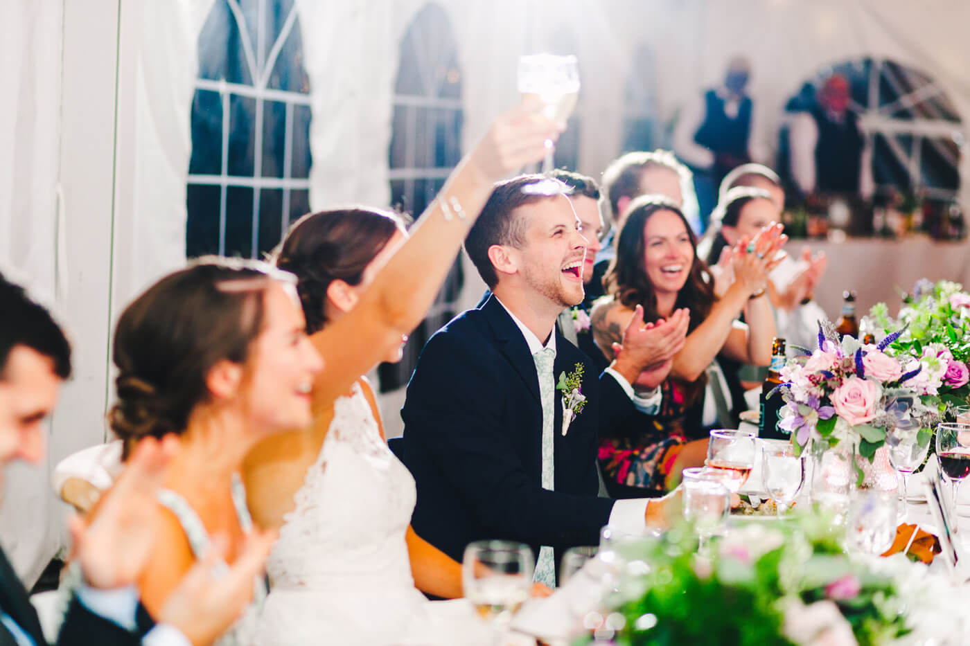 Rede für Hochzeit