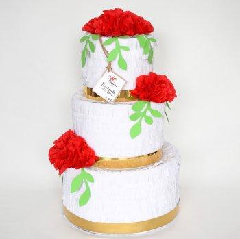 Pinata Hochzeitstorte