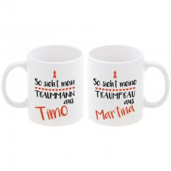 Tasse für Partner