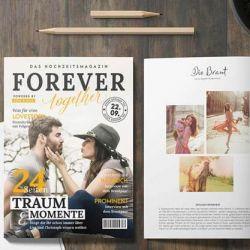 Hochzeitszeitung Ideen Inhalt