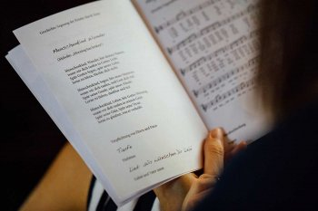 Lieder kirchliche Trauung
